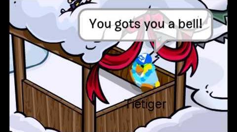 Club Penguin-I Gots Me A Bell