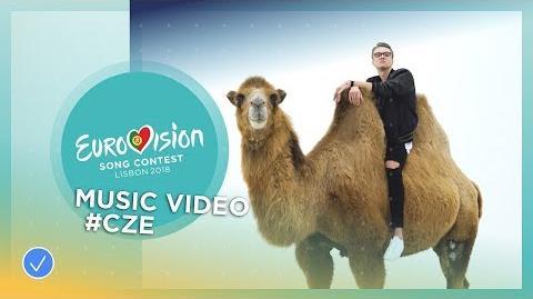 Mikolas Josef - Lie To Me - Czech Republic - Music Video - Eurovision Song Contest 2018