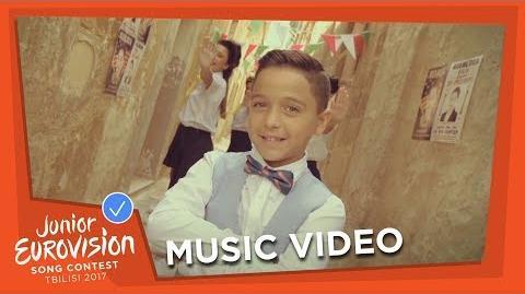 GIANLUCA CILIA - DAWRA TOND - MALTA 🇲🇹 - JUNIOR EUROVISION 2017 - OFFICIAL MUSIC VIDEO