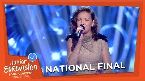 ALICJA REGA - MÓJ DOM - POLAND 🇵🇱 - NATIONAL FINAL - JUNIOR EUROVISION 2017