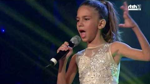 Junior Fest Albania 2017 - Ana Kodra - Mos ma prekni pemën - LIVE