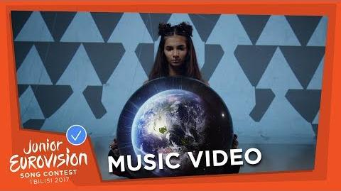 HELENA MERAAI - I AM THE ONE (Я САМАЯ) - BELARUS 🇧🇾 - OFFICIAL MUSIC VIDEO - JUNIOR EUROVISION 2017