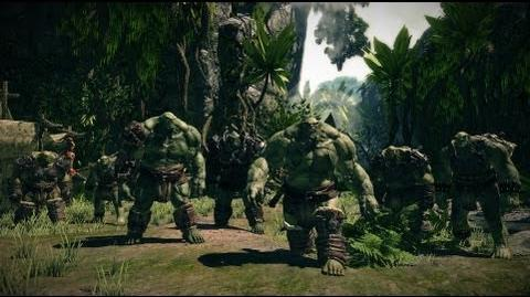 OF ORCS AND MEN LAUNCH TRAILER