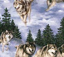 Vip wolves running 4x4