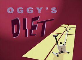 Oggy's Diet