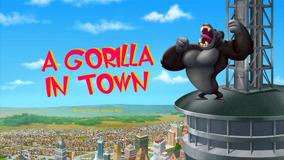 Title A Gorilla in Town