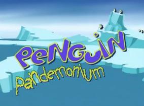 Title Penguin Pandemonium