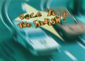 Race to the Finish Title