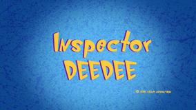 Inspector Dee Dee Title