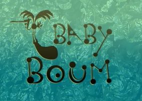 Baby Boum Title Card