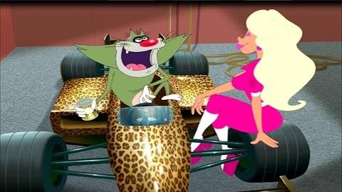 Oggy and the Cockroaches - Formula 1 (S3E37) Full Episode in HD