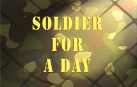 Title Soldier For A Day