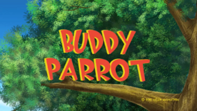 Buddy Parrot Title