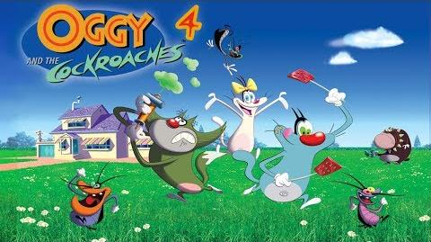 Oggy and the Cockroaches - Opening Credits - Season 4 (HD)
