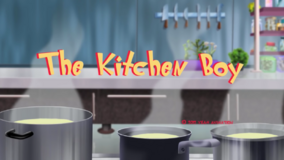 Kitchen Title