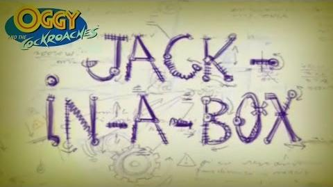 Oggy and the Cockroaches - Jack-in-a-Box (S2E64) Full Episode in HD