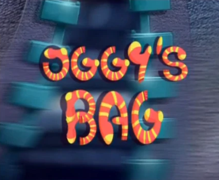 Oggys Bag Oggy And The Cockroaches Wiki Fandom
