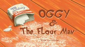 Flour Man Title