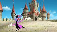 The Roaches Seize the Castle