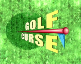 Golf Curse Title