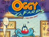 Oggy et les Cafards Tome 1: Plouf, Prouf, Vrooo!