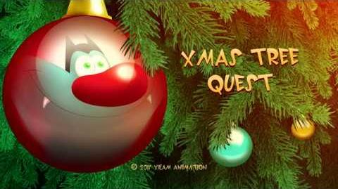 Oggy and the Cockroaches - XMAS TREE QUEST (S07E13) Full Episode in HD