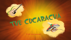 Cucaracha Title