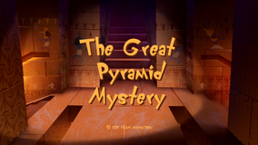 Title The Great Pyramid Mystery