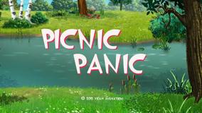 Picnic Panic Title