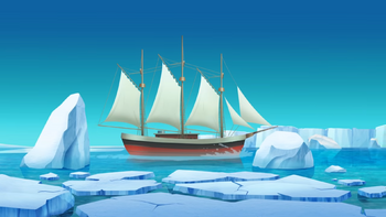 1909s North Pole