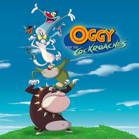 Image  Oggy showHubThumb544xjpg  Oggy and the Cockroaches Wiki
