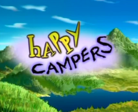 Title Happy Campers