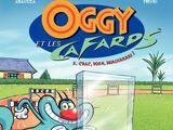 Oggy et les Cafards Tome 2: Crac, Boum, Miaouuuuu!