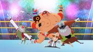 Wrestling Time 4