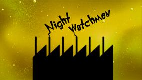 Title Night Watchmen Remastered