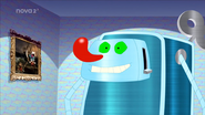 Oggy Robot 2