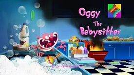 Oggy the Babysitter video