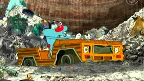 Oggy and the Cockroaches - What a Dump! (S2E60) Full Episode in HD