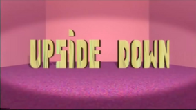 Title Upside Down