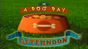 Title A Dog Day Afternoon