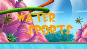 Water Sports Title