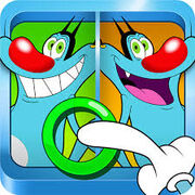 Oggy Differences Icon