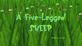 Five-Legged Sheep Title