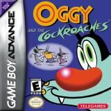 Oggy and the Cockroaches (Game Boy Advance)