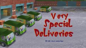 Deliveries Title