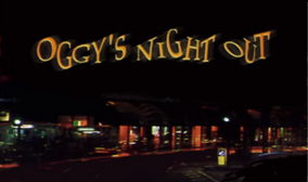 Oggy's Night Out Title