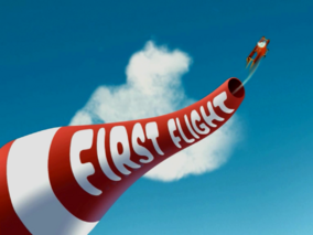 First Flight Title