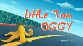 Little Tom Oggy Title