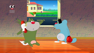 Boxing Match 4
