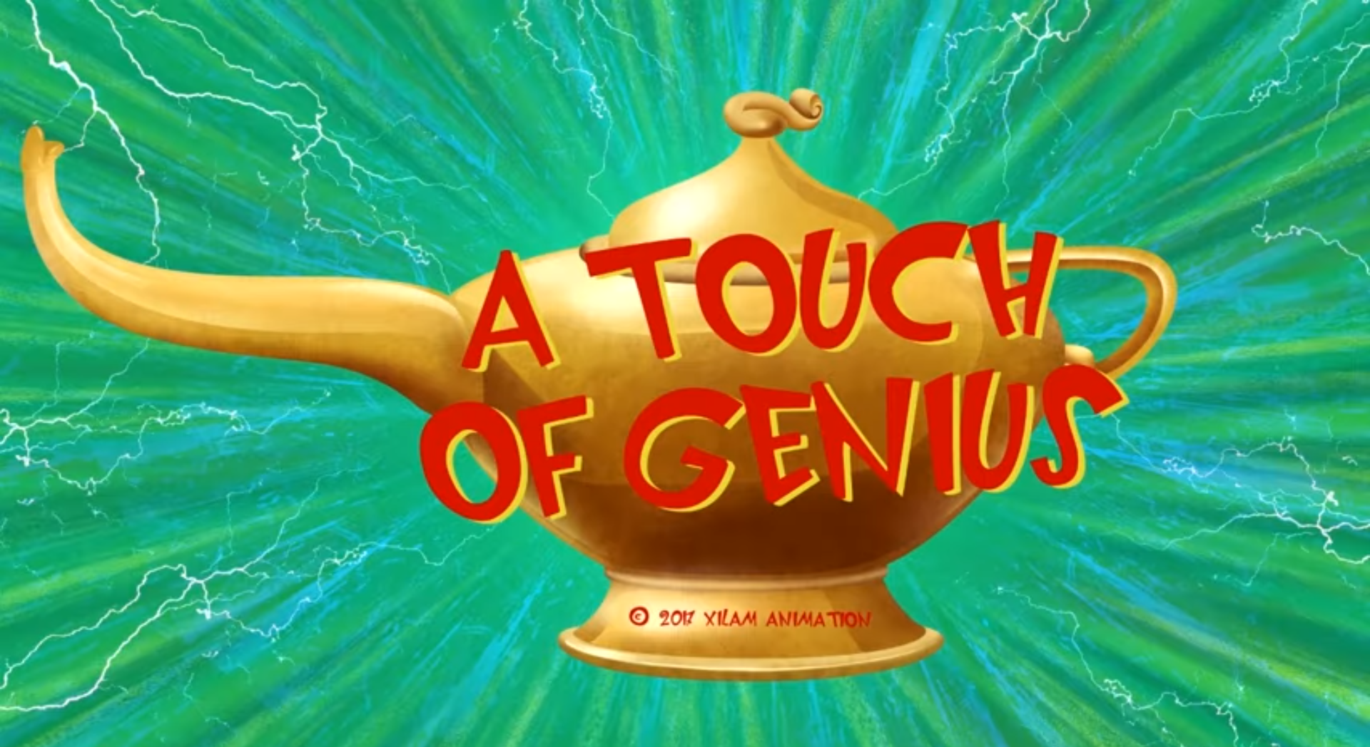 A Touch of Genius | Oggy and the Cockroaches Wiki | FANDOM